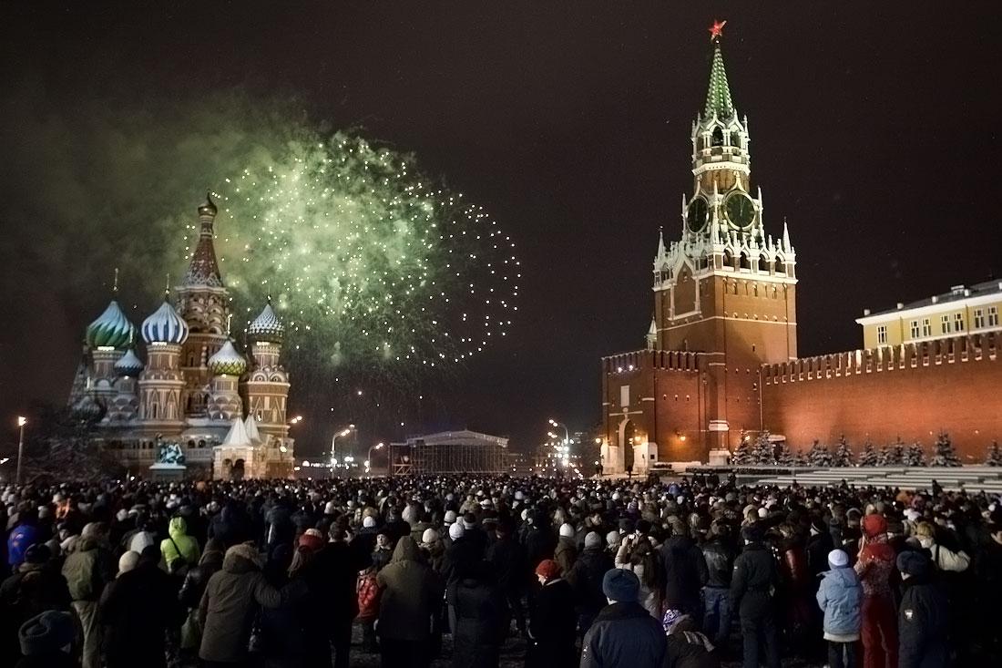 Россияне будут отдыхать в России на Новый Год