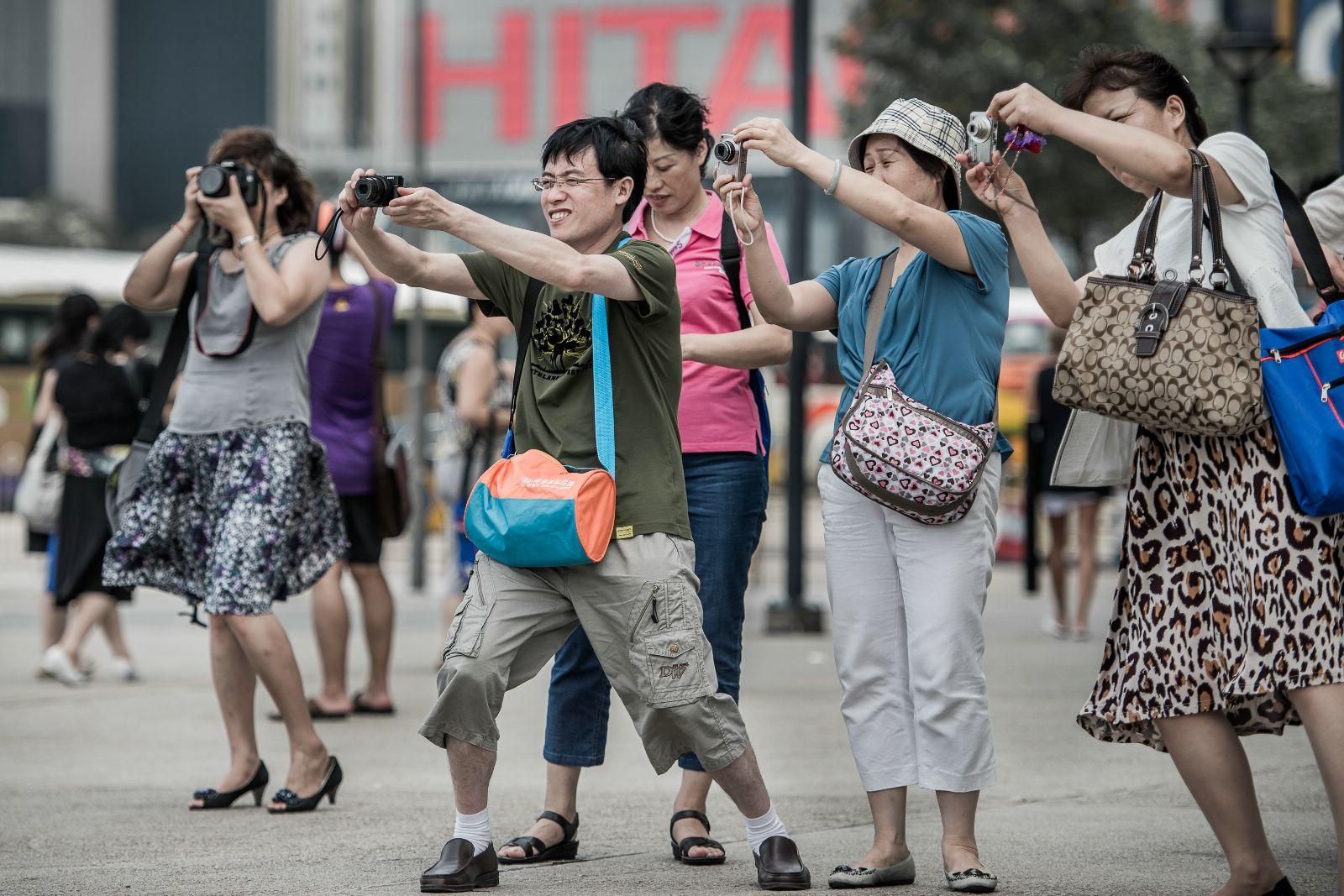 Туристы из Китая едут в Россию чаще на 51% по сравнению с 2014 г.