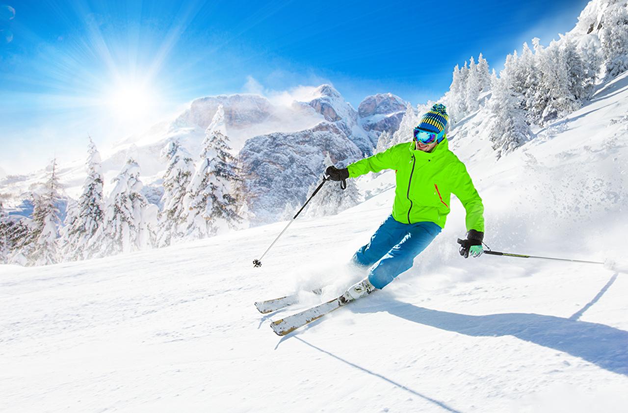Где можно недорого кататься на горных лыжах?